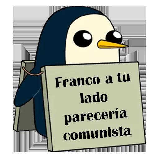 Pingüinos Garcy99 2 - Sticker 3