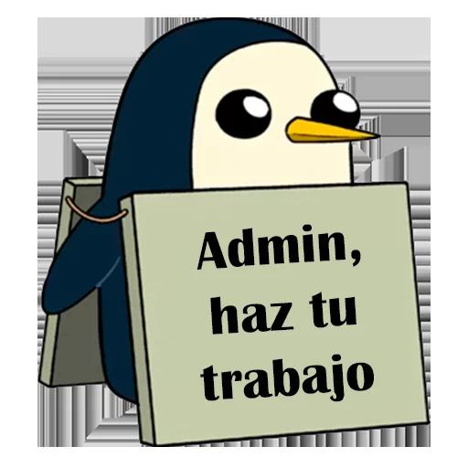 Pingüinos Garcy99 2 - Sticker 13