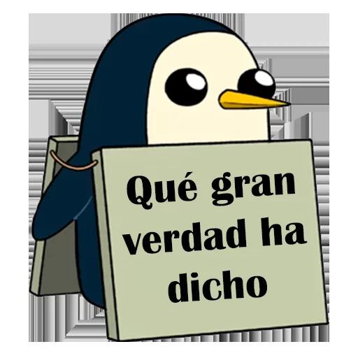 Pingüinos Garcy99 2 - Sticker 23