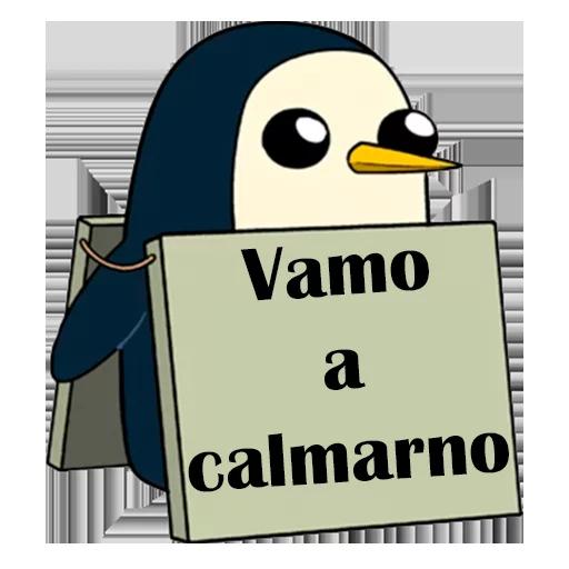Pingüinos Garcy99 2 - Sticker 22