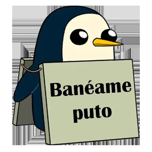 Pingüinos Garcy99 2 - Sticker 16
