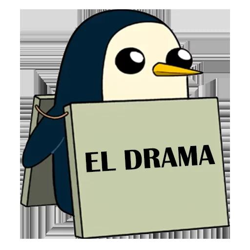 Pingüinos Garcy99 2 - Sticker 17