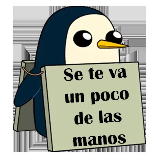 Pingüinos Garcy99 2 - Sticker 25