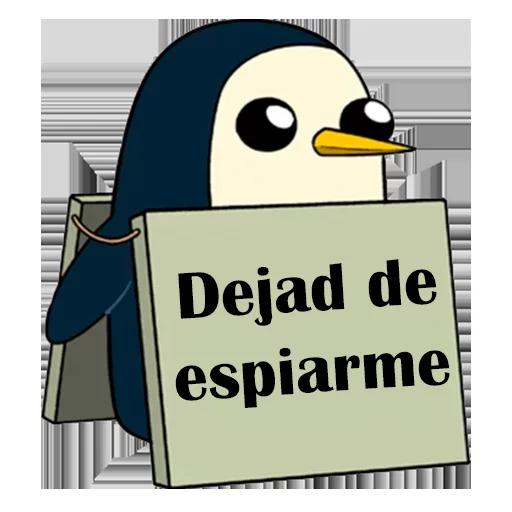 Pingüinos Garcy99 2 - Sticker 27