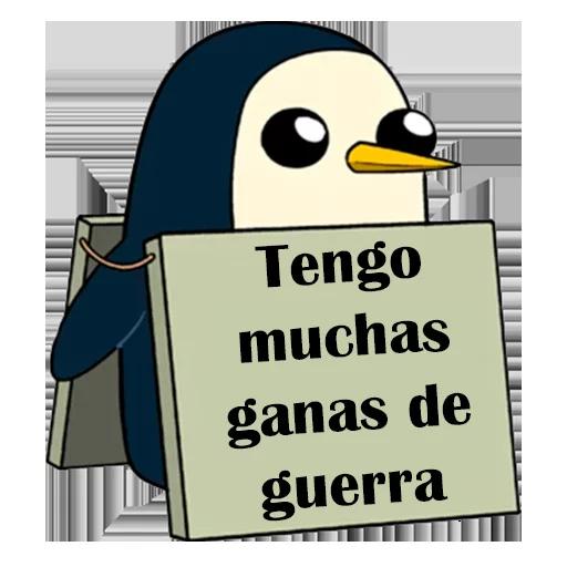Pingüinos Garcy99 2 - Sticker 28