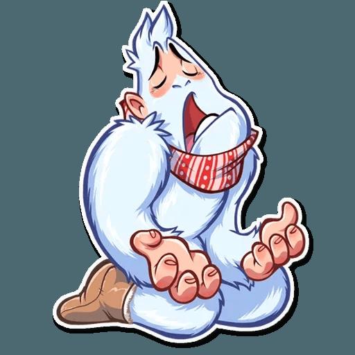 Bigfoot Eddie - Sticker 25