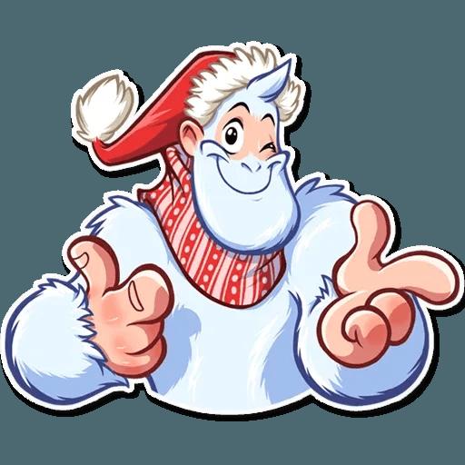 Bigfoot Eddie - Sticker 7