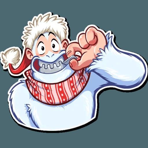 Bigfoot Eddie - Sticker 21