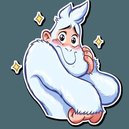 Bigfoot Eddie - Sticker 16