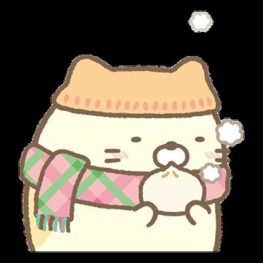 角落生物 - 貓貓 - Sticker 13