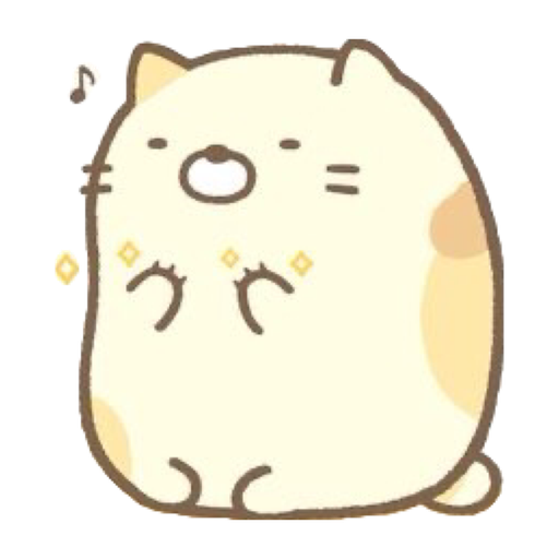 角落生物 - 貓貓 - Sticker 15