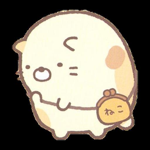 角落生物 - 貓貓 - Sticker 7