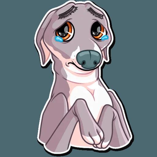 Kermit The Dog - Sticker 12