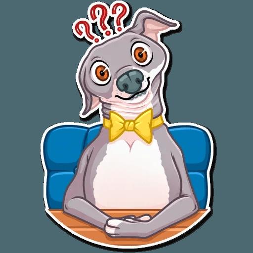 Kermit The Dog - Sticker 19