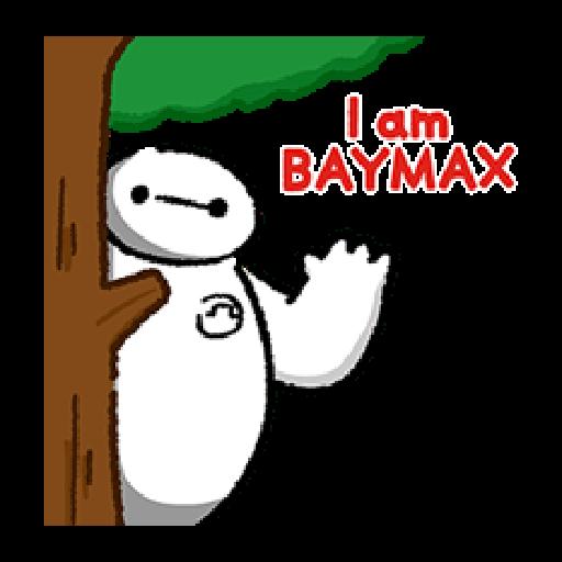 ベイマックス ポップアップスタンプ - Sticker 17