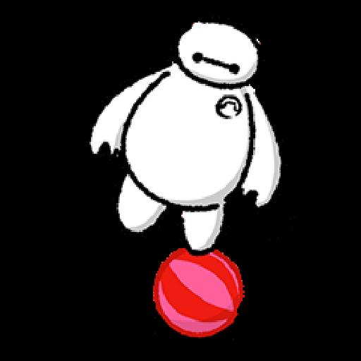 ベイマックス ポップアップスタンプ - Sticker 19