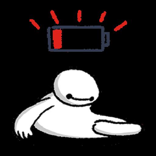 ベイマックス ポップアップスタンプ - Sticker 6