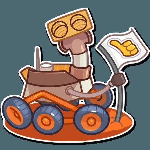 Oppy - Sticker 3