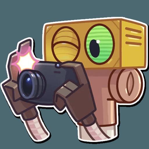 Oppy - Sticker 19