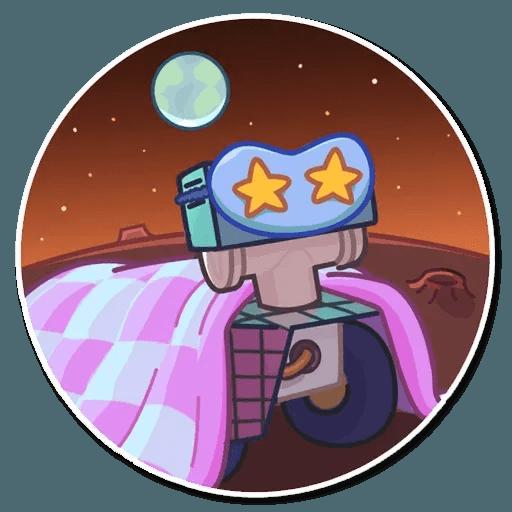 Oppy - Sticker 8