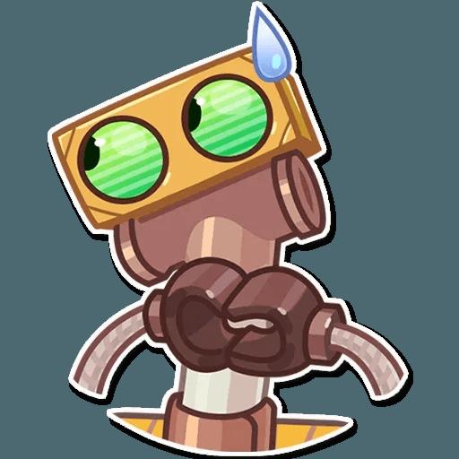 Oppy - Sticker 4