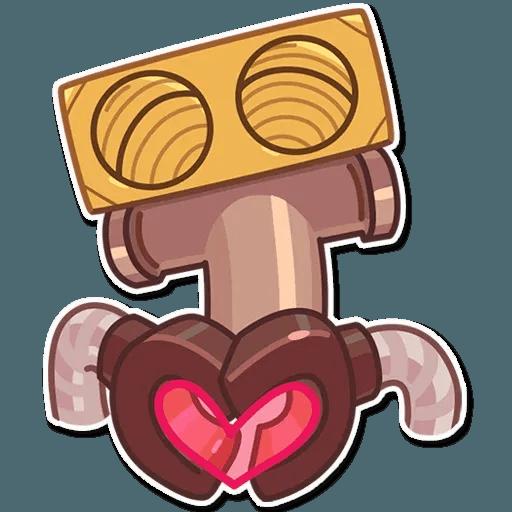Oppy - Sticker 2