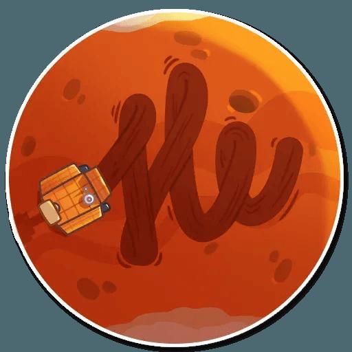 Oppy - Sticker 5