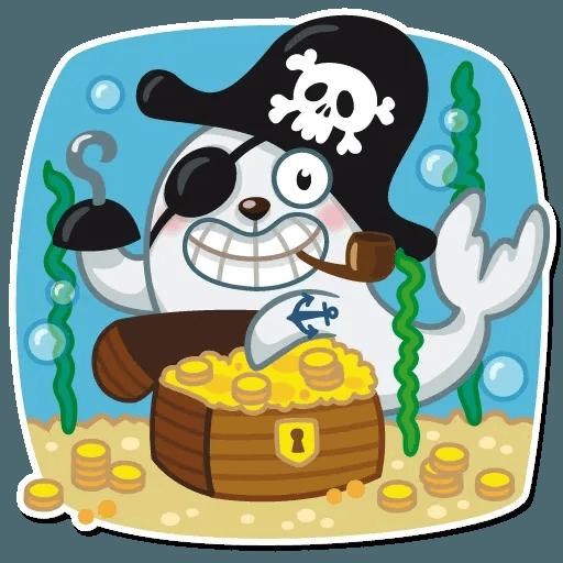 Seal Nico - Sticker 19