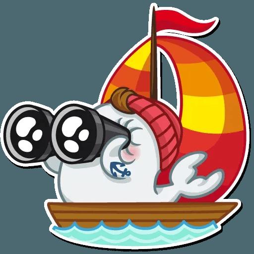 Seal Nico - Sticker 23