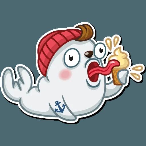 Seal Nico - Sticker 20