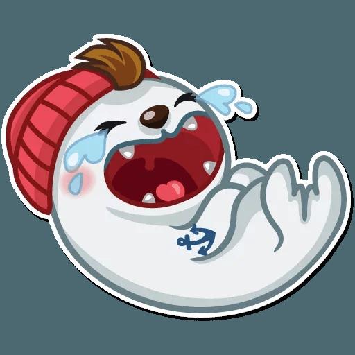 Seal Nico - Sticker 2