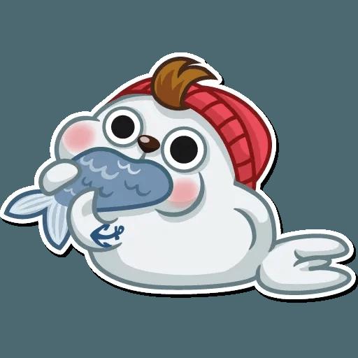 Seal Nico - Sticker 21