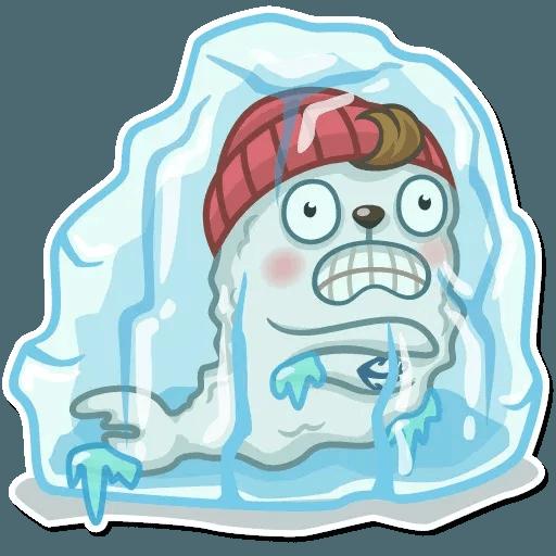 Seal Nico - Sticker 25