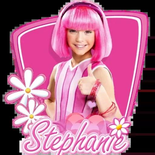 Stephanie - Sticker 23