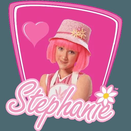 Stephanie - Sticker 25