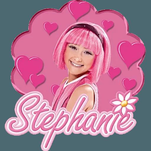 Stephanie - Sticker 24