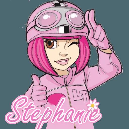 Stephanie - Sticker 4