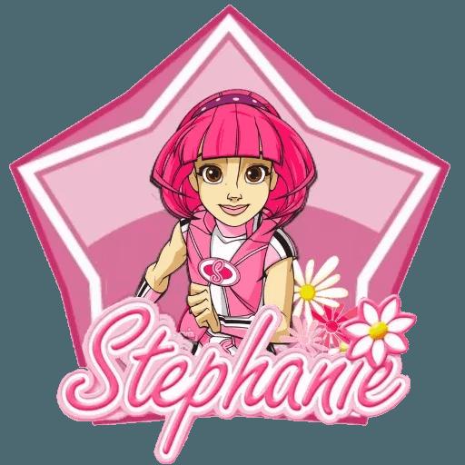 Stephanie - Sticker 18