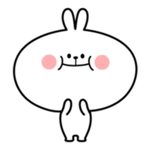 Spoiled rabbit 7 - Sticker 22