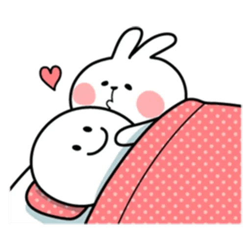 Spoiled rabbit 7 - Sticker 25