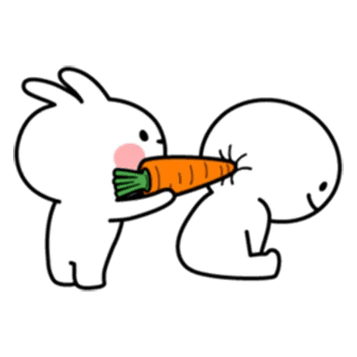 Spoiled rabbit 7 - Sticker 27