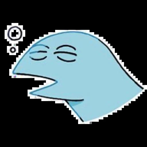 藍龍 - Sticker 17