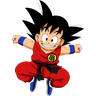 Dragon Ball - Tray Sticker