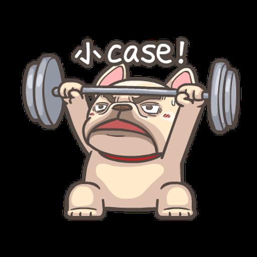 法鬥皮古-說好的減肥呢(第15彈) - Sticker 17