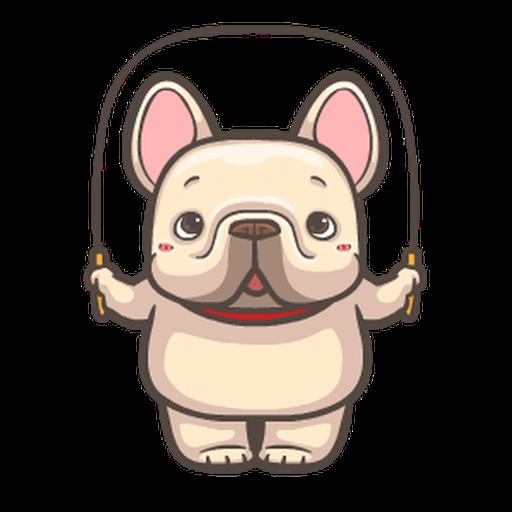 法鬥皮古-說好的減肥呢(第15彈) - Sticker 3