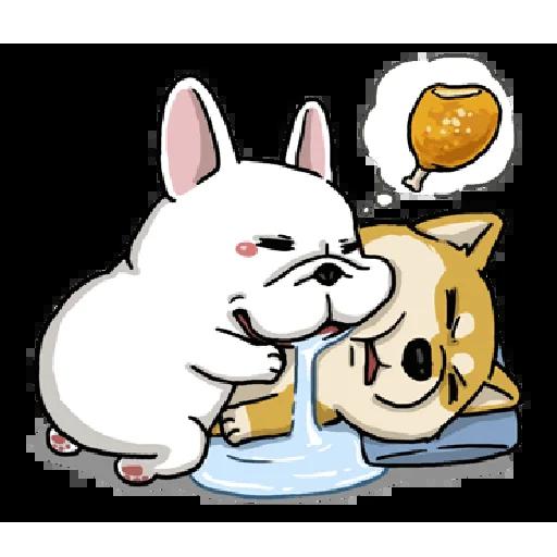 茶包飯丸1 - Sticker 6
