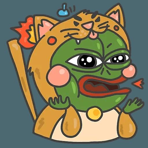 PepePig&Meow - Sticker 20