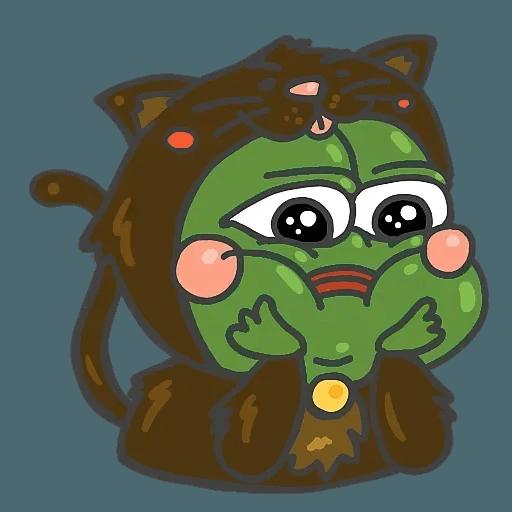 PepePig&Meow - Sticker 26