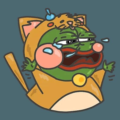 PepePig&Meow - Sticker 23