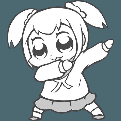 Animeme - Sticker 11